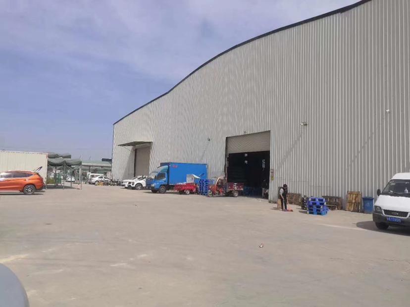 狮山镇靠近兴业路厂房4200方,可做物流仓库,可分租。
