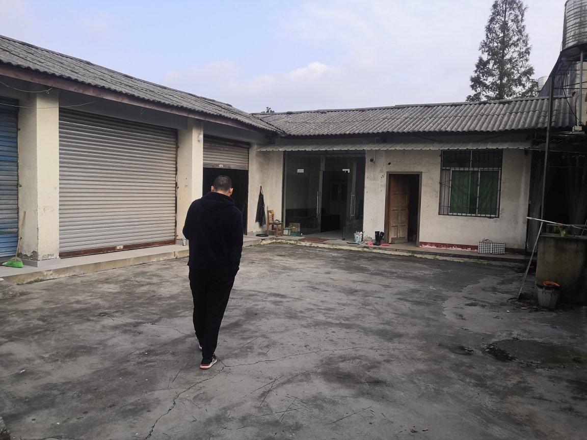 红光独门独院500平米厂房仓库出租