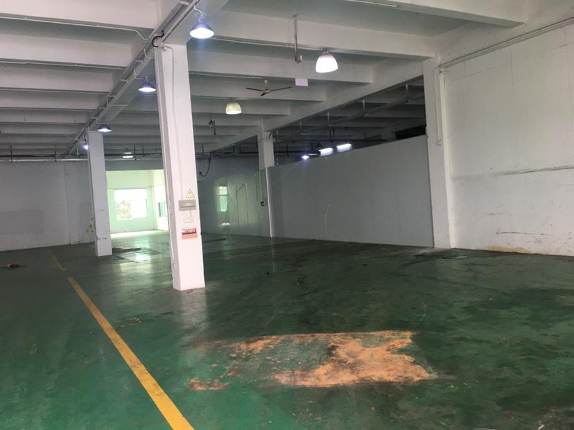 龙华新出一楼3200平原房东红本仓库厂房出租可分租