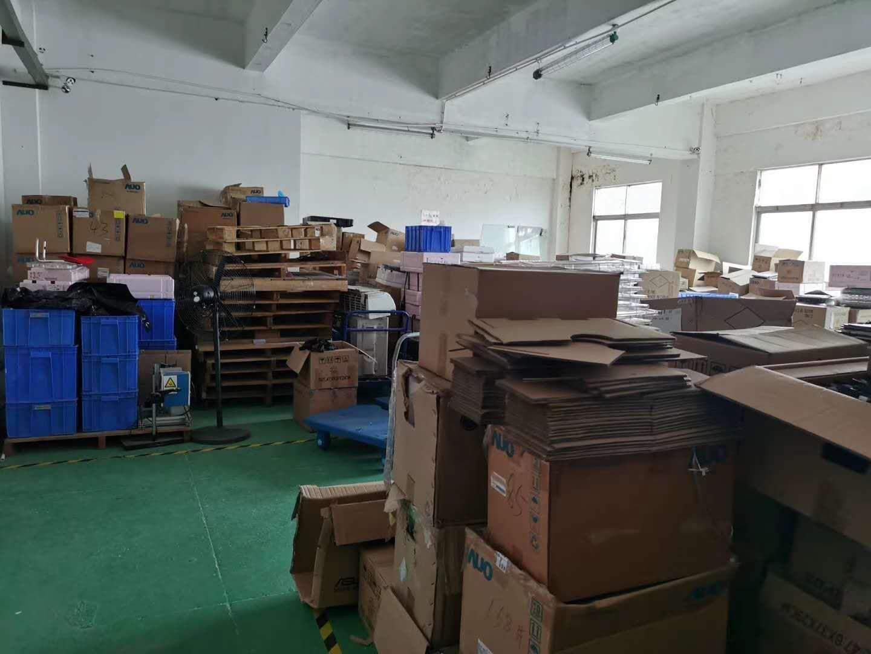 厂房招租,精致装修552平楼上标准厂房,生产办公仓库一体化