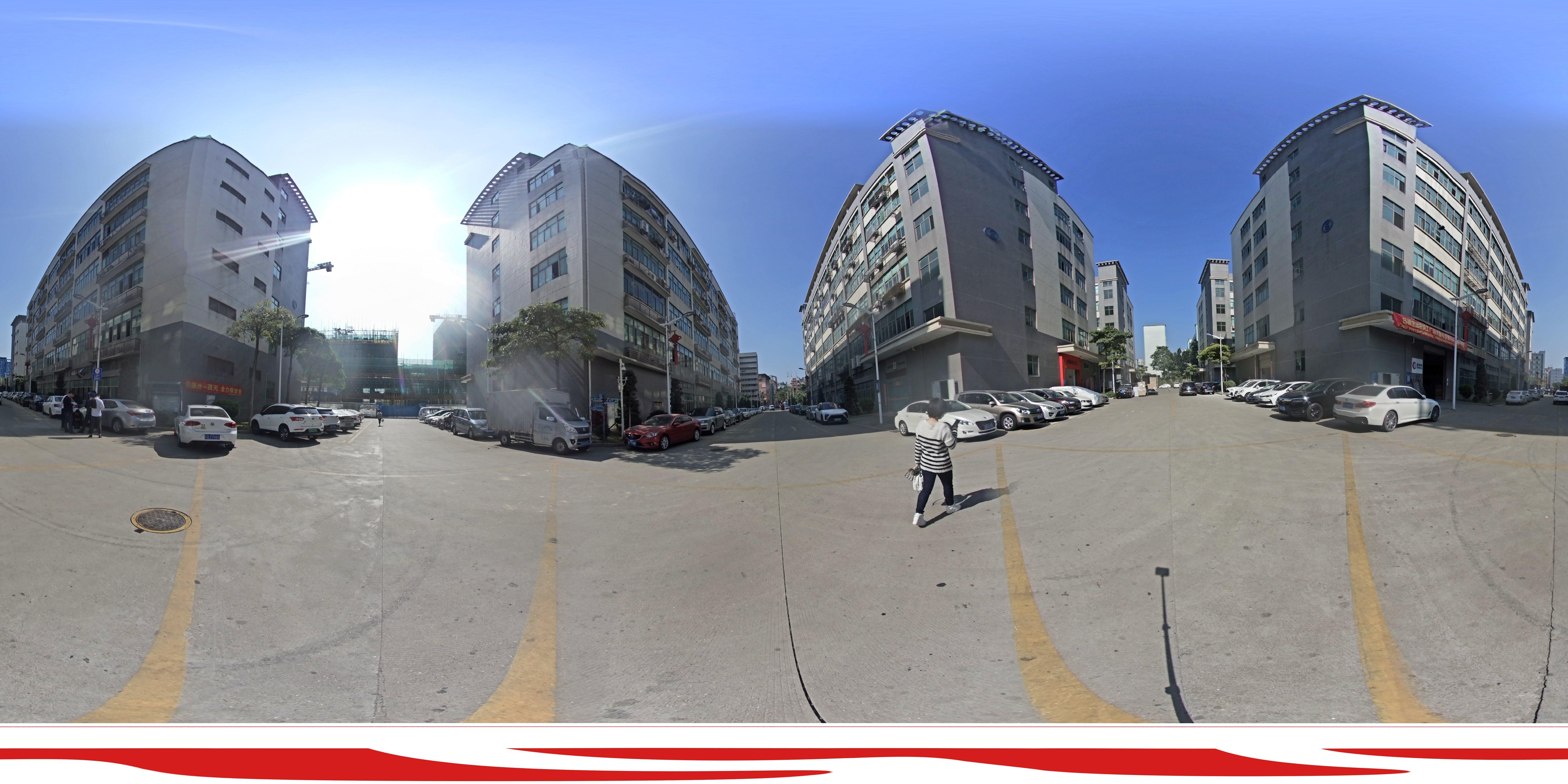 龙华大浪联建工业园2680平厂房仓库出租,300平起分租