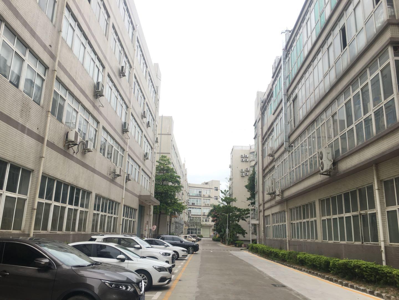 大浪华庭路原房东一楼2楼单层1900平精装修厂房仓库出租可分