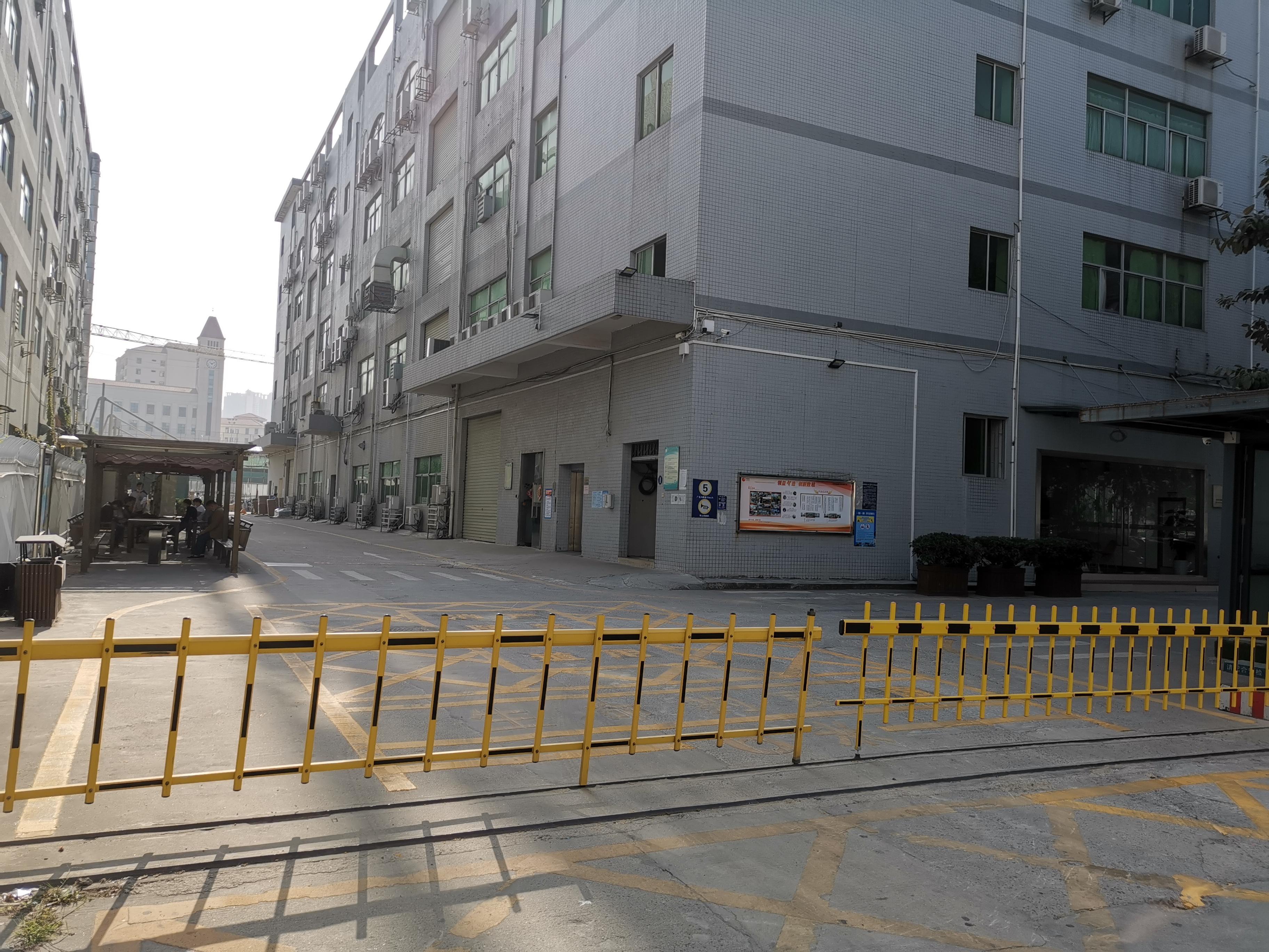 清湖宝能科技园旁原房东独院15500平厂房仓库出租价格优惠