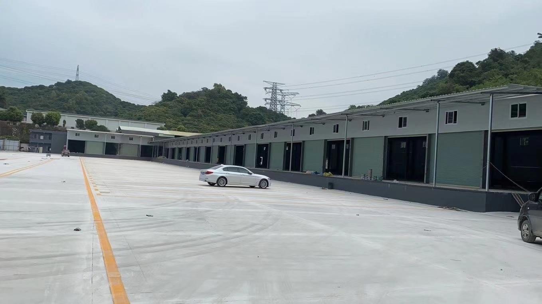 新出钢构厂房带丙二内消防,标准物流仓库冻库