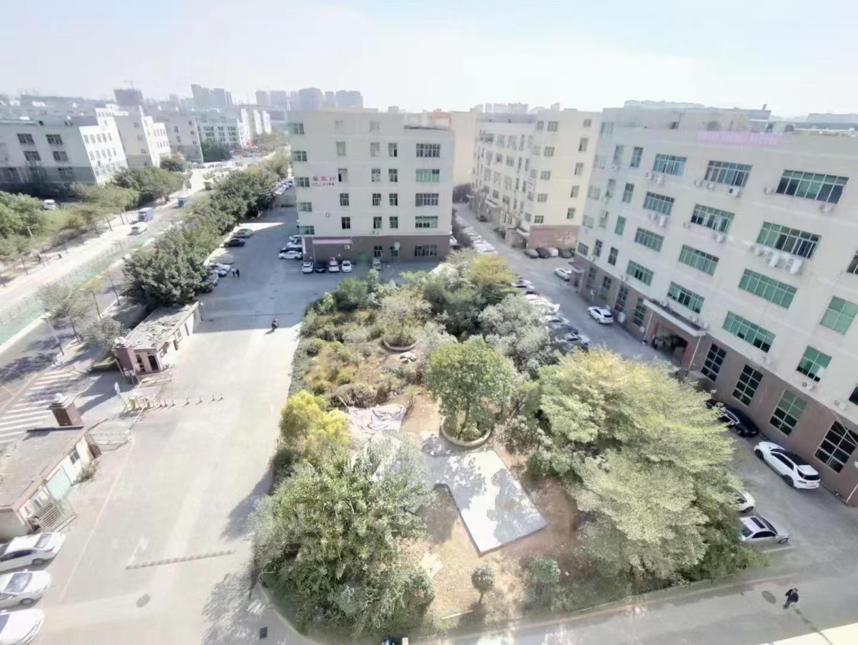 观澜高速口原房东一楼5800平厂房仓库出租价格优惠可分租