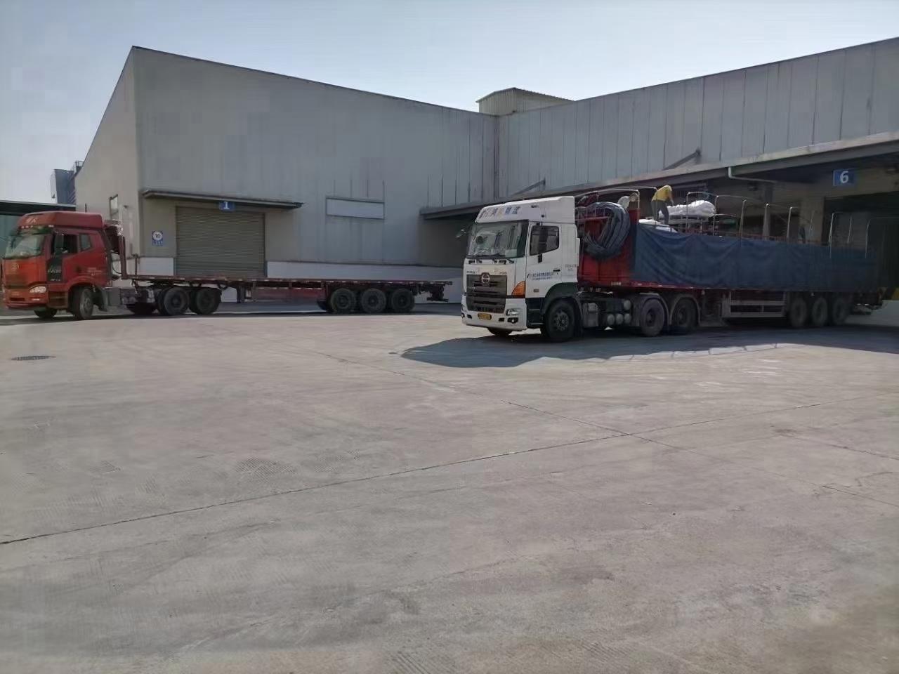 深圳龙华红本厂房仓库7500平原房东实际面积出租分租空地大