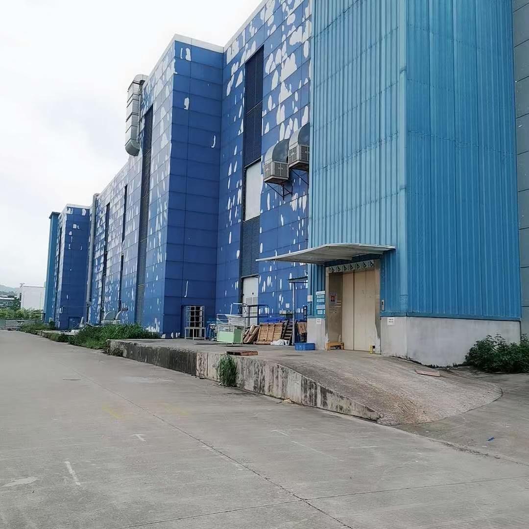 龙岗宝龙工业区附近48000平米仓库物流场地出租
