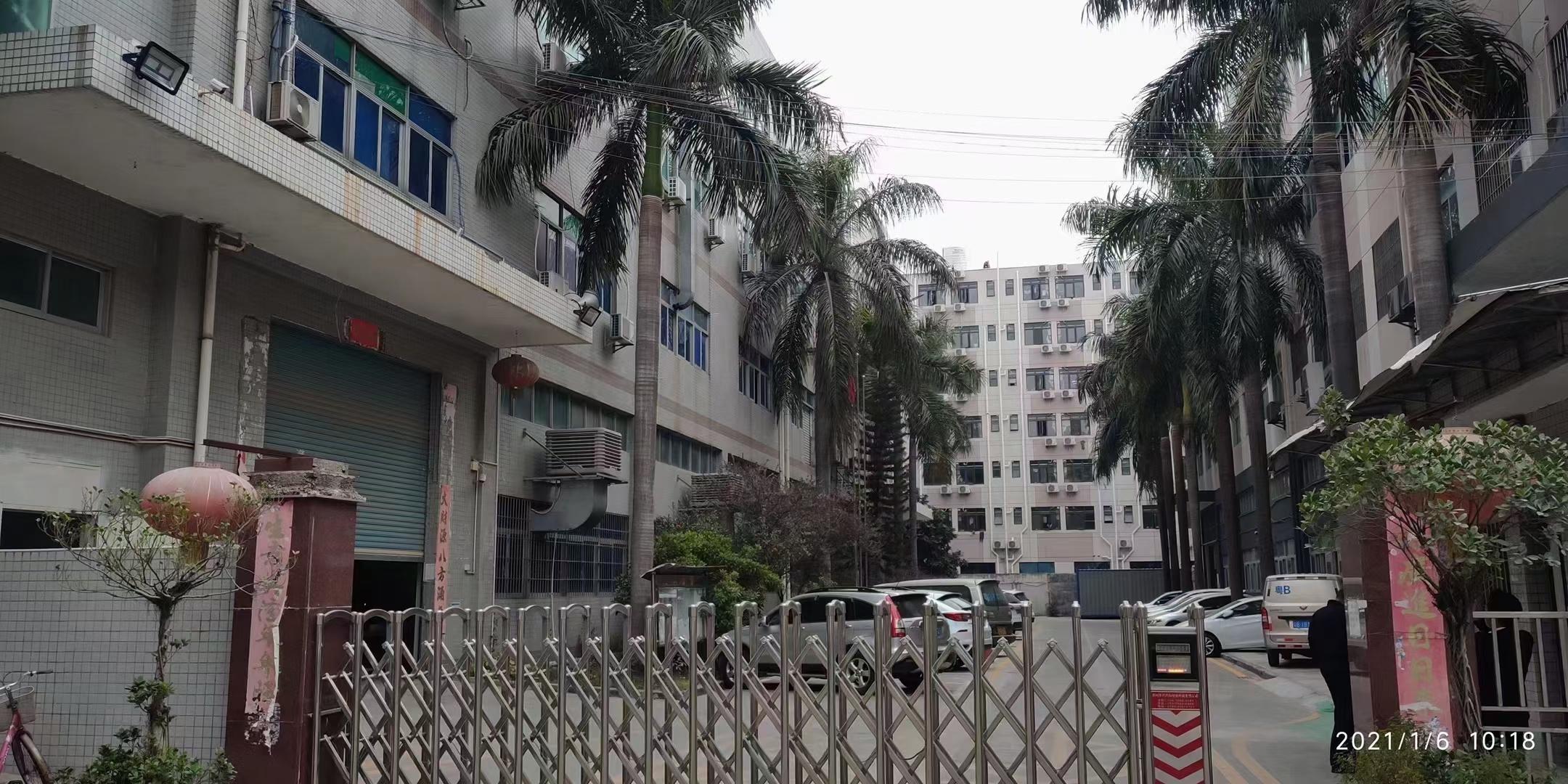 福永塘尾独门独院81000平厂房仓库出租可分租精装修