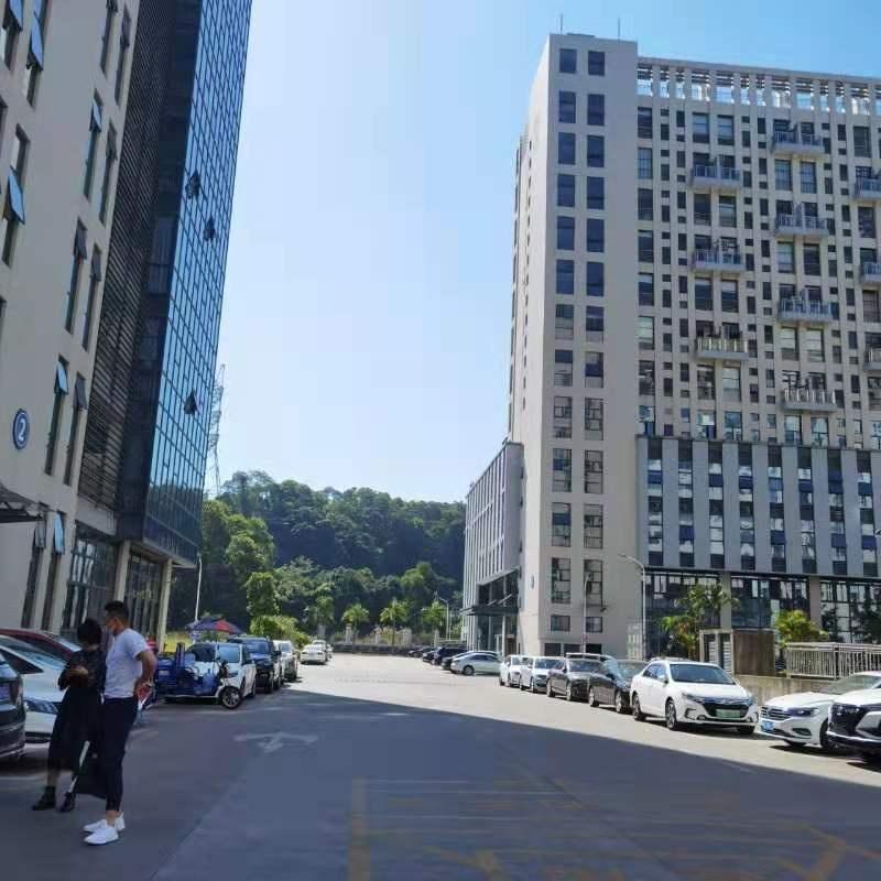 龙华龙胜红本厂房仓库2500平原房东实际面积出租分租空地大