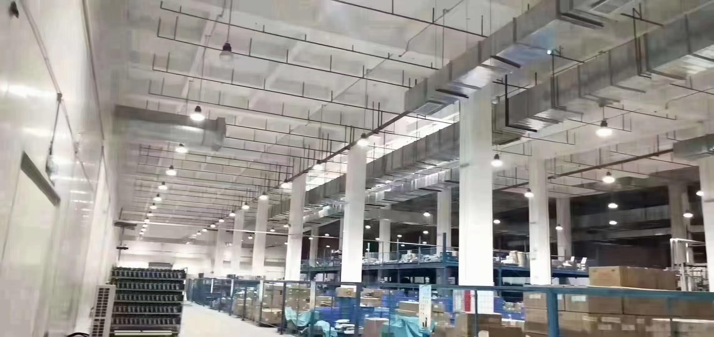 福永沿江高速口新出40000平米,物流仓库厂房招租带卸货平台