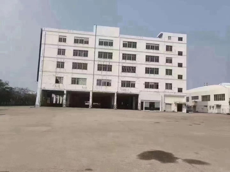 福永沿江高速口新出1到5层50000平米,厂房物流仓库出租
