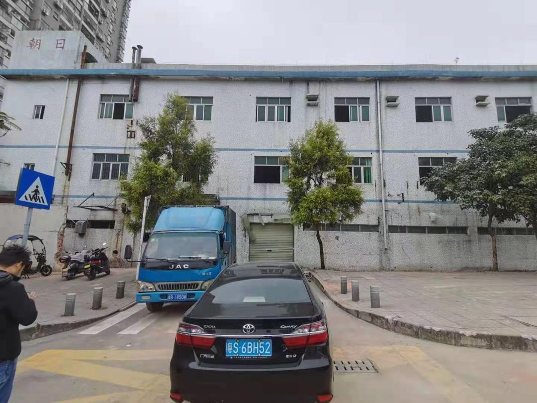 龙华大浪红本厂房仓库4500平原房东实际面积出租分租空地大