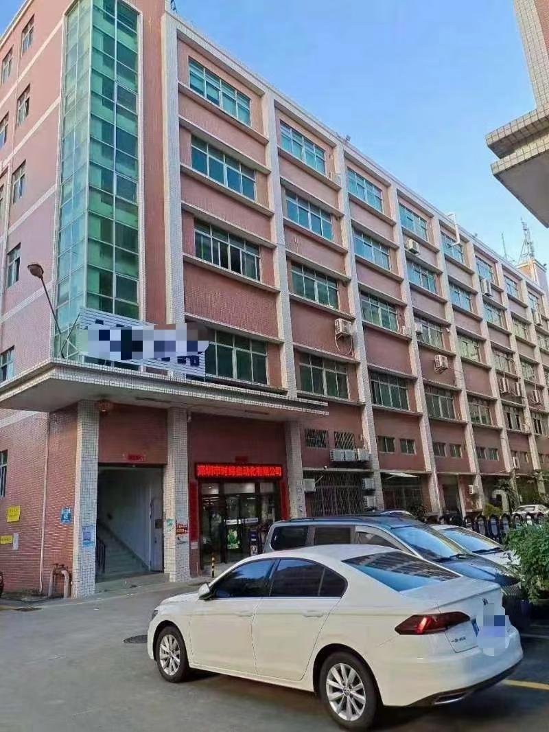 龙华大浪红本厂房仓库5500平独门独院原房东实际面积出租分租