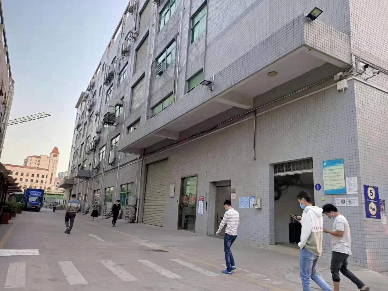 龙华大浪红本厂房仓库15000平独门独院原房东实际面积出租