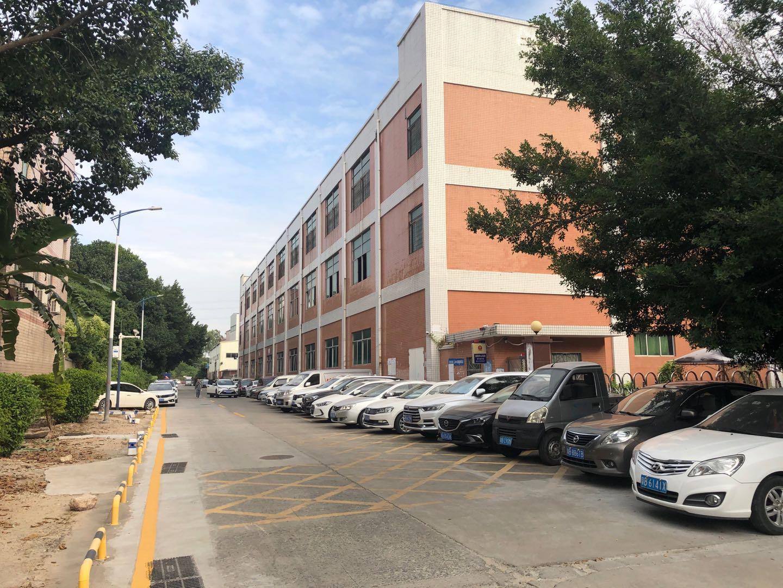 观澜福民大型工业园空地超大适合仓库二楼钢构厂房1500平