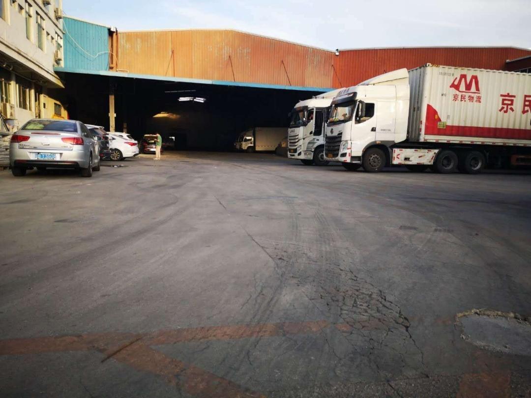 出租观澜大水坑一楼标准厂房物流仓库1800平带卸货平台高速路