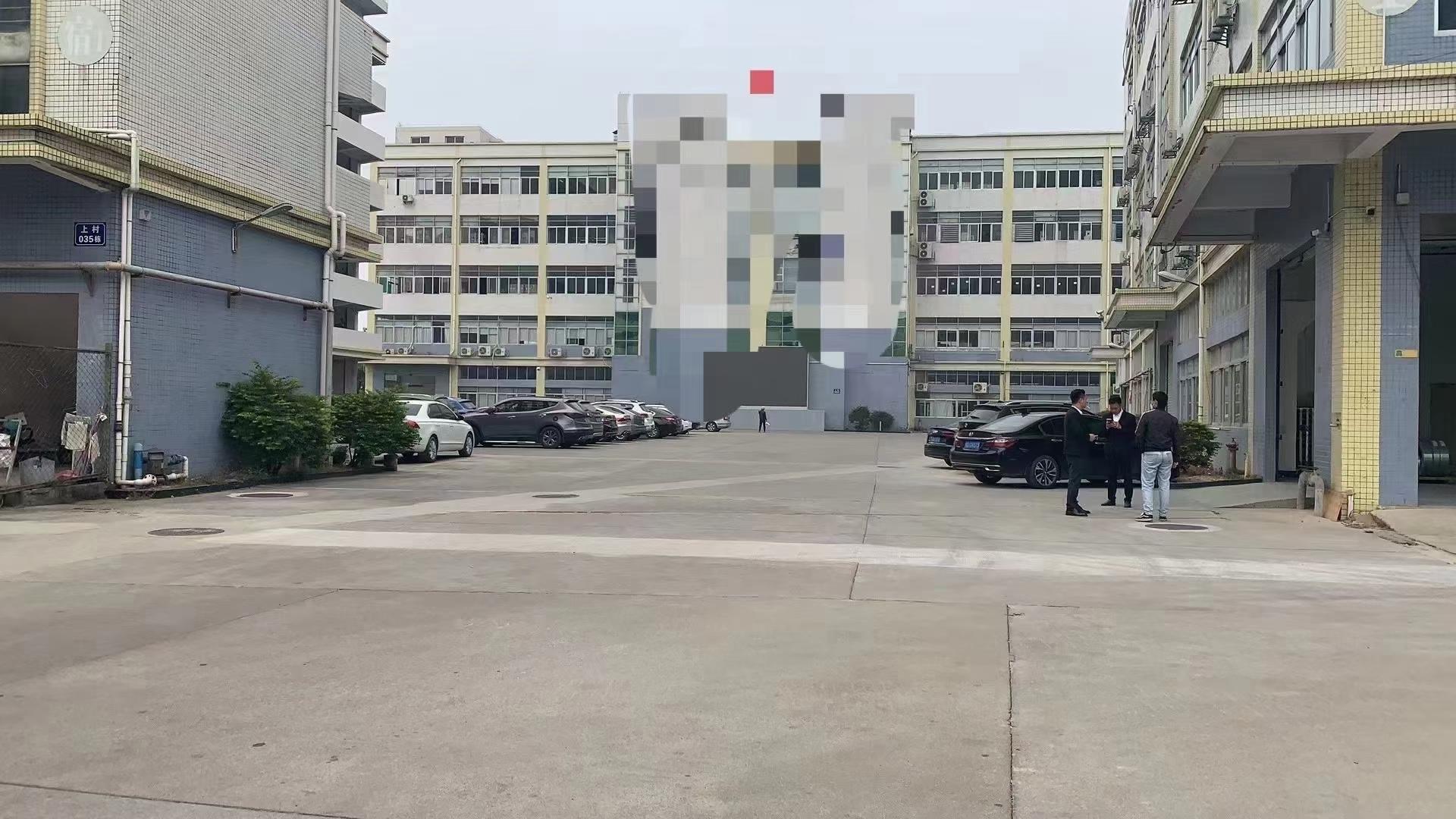 大浪华荣路原房东红本楼上2380平厂房仓库出租价格优惠大小分