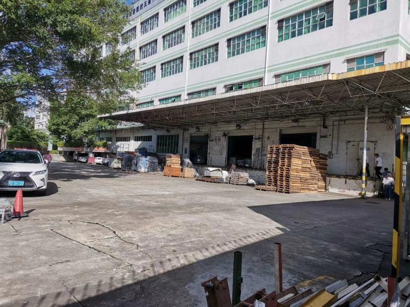 横岗原房东独院厂房楼上分租装修可加工可生产仓库出租