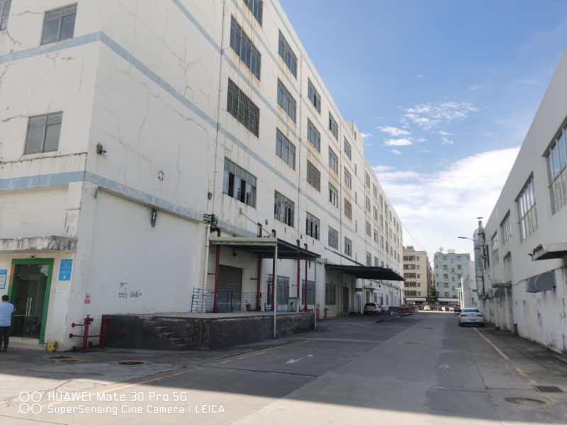 观澜新田适合电商仓库2楼8600平方厂房出租
