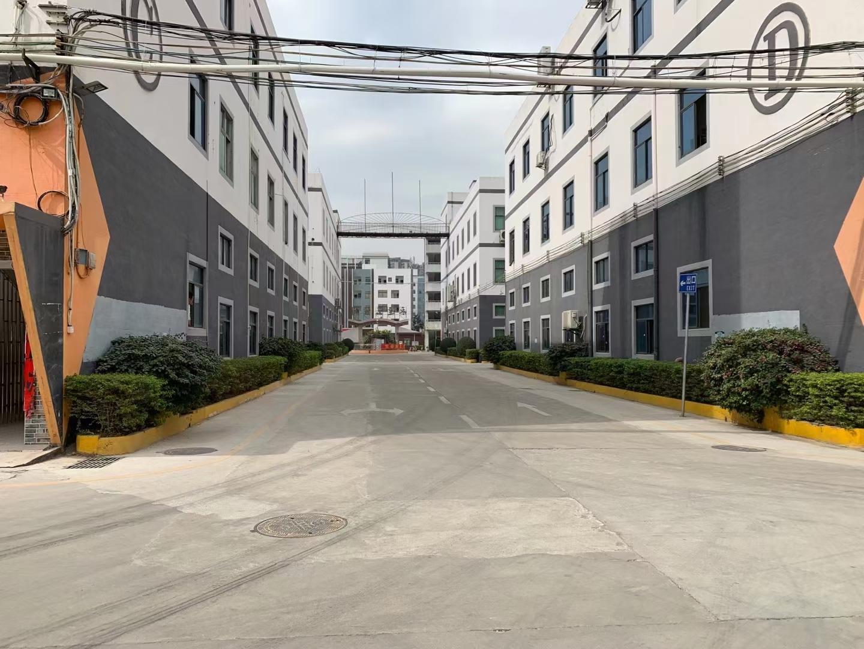 龙华观澜龙澜大道旁工业园厂房仓库1楼1300平层高5米空地大