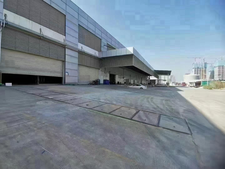 龙华观澜可以做洗沙环保砖的厂房仓库钢构面积20000平原房东