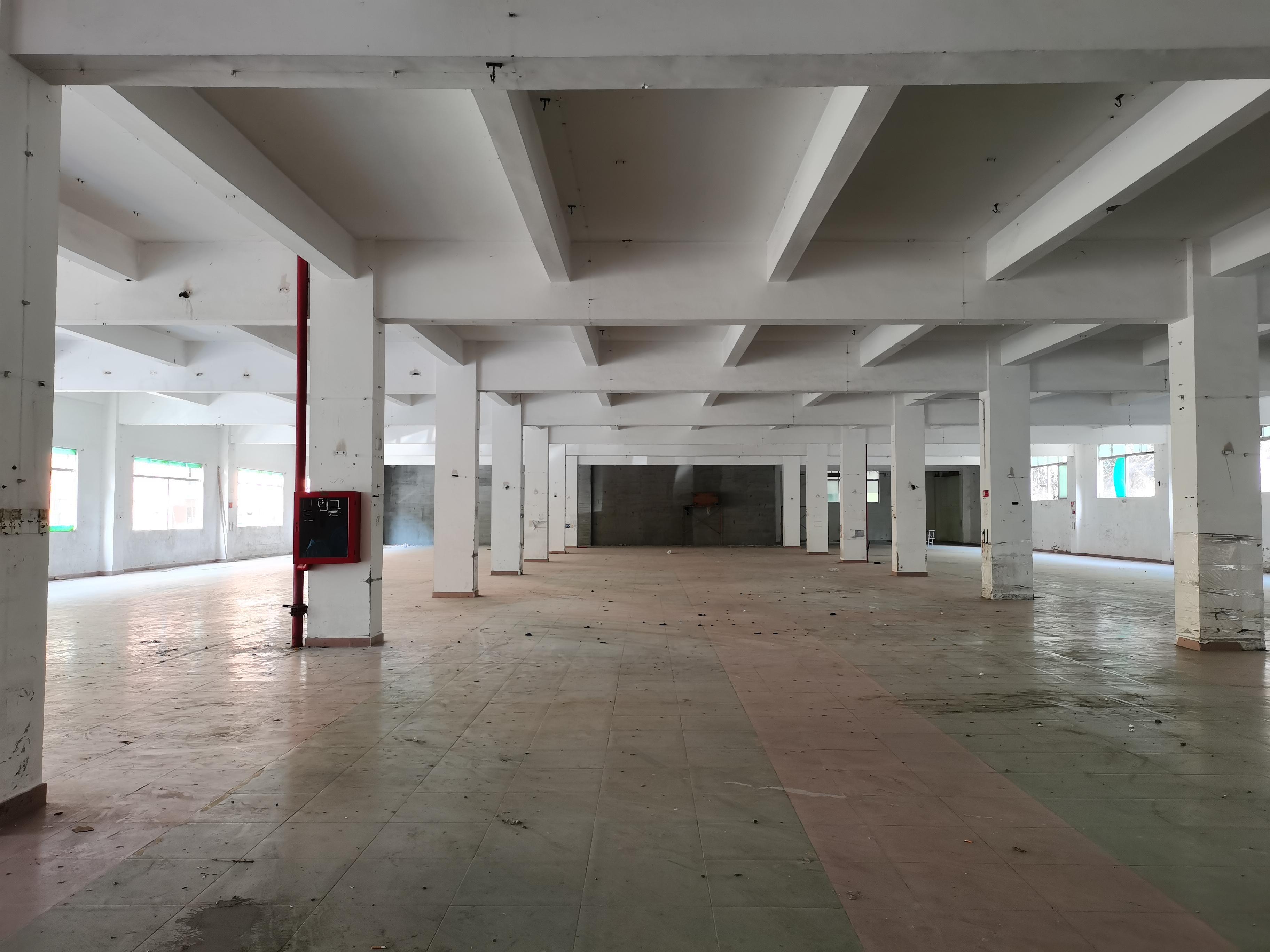 深圳南山西丽全新升级厂房出租适合办公仓库电子电商贸易轻加工