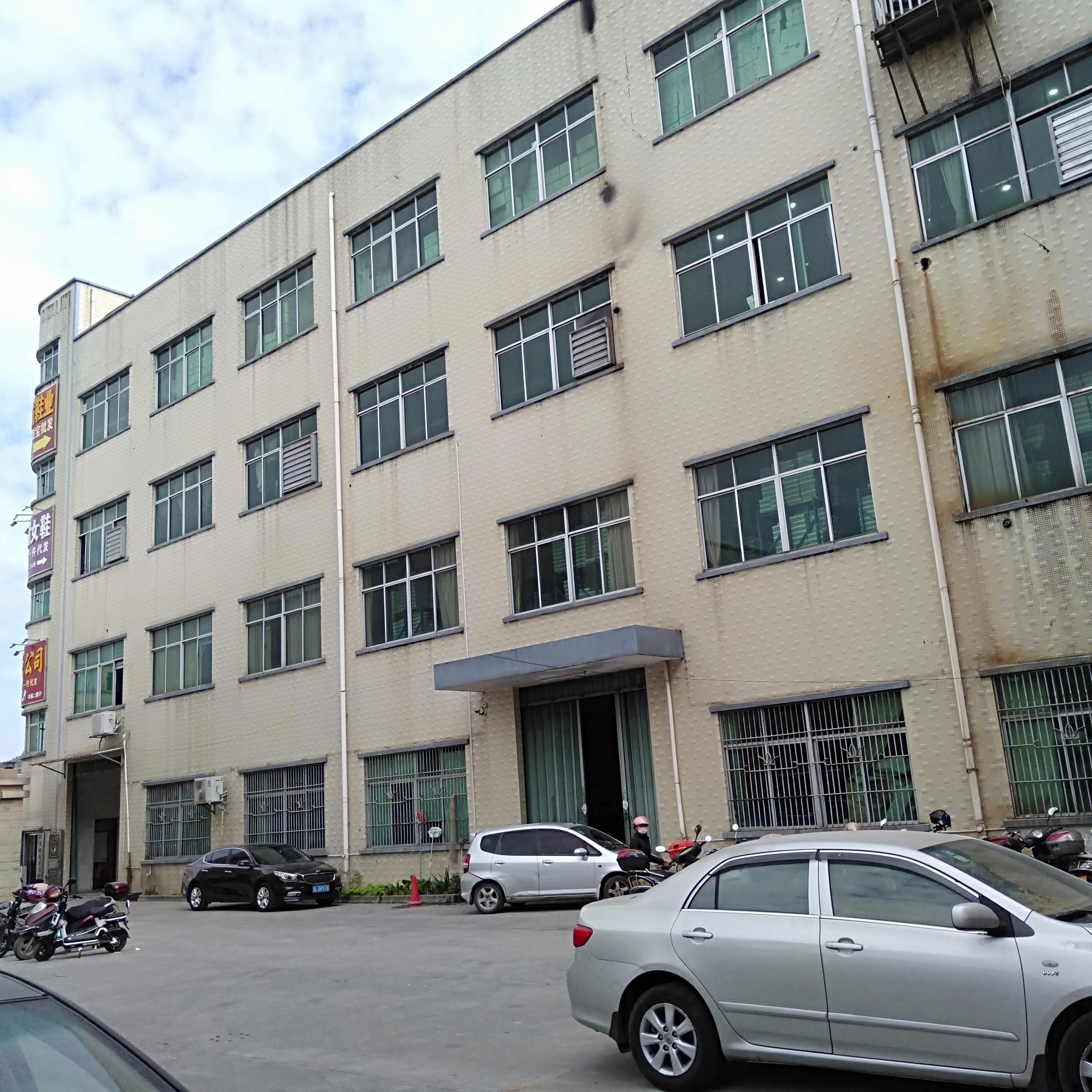 惠阳淡水标准单层850平方厂房仓库招租证件齐全可分租可办环评