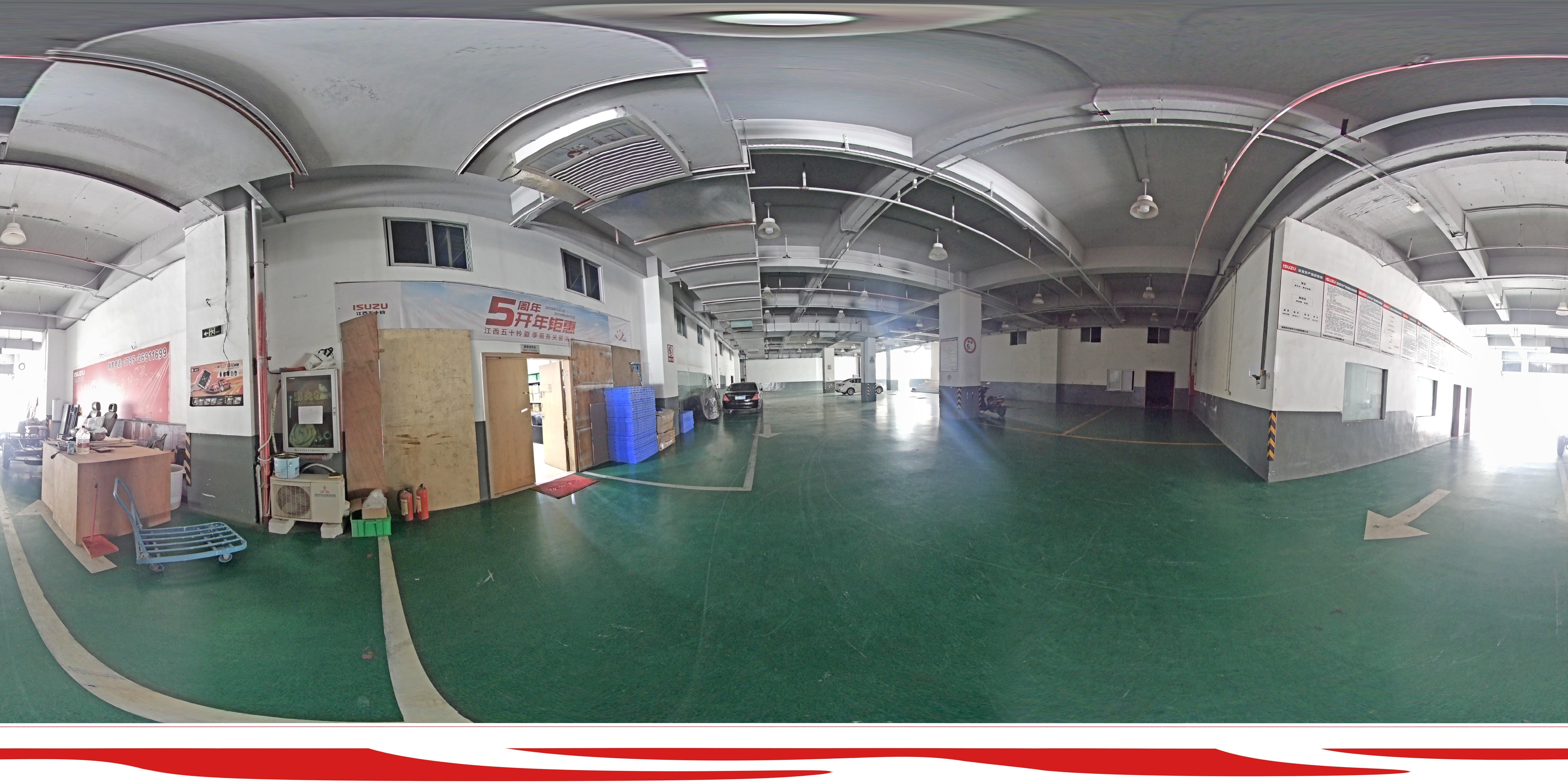 阳光工业区一楼1600平厂房,层高5米,适合配送,仓库,生产