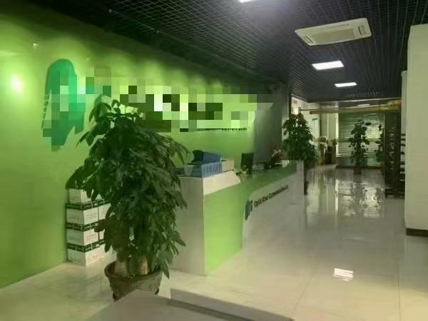 狮岭镇岭南工业区空出楼上带精装修厂房仓库出租2000平