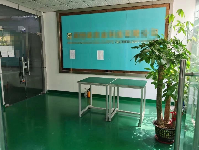 狮岭镇益群村大型工业区空出楼上带精装修厂房仓库出租1000平