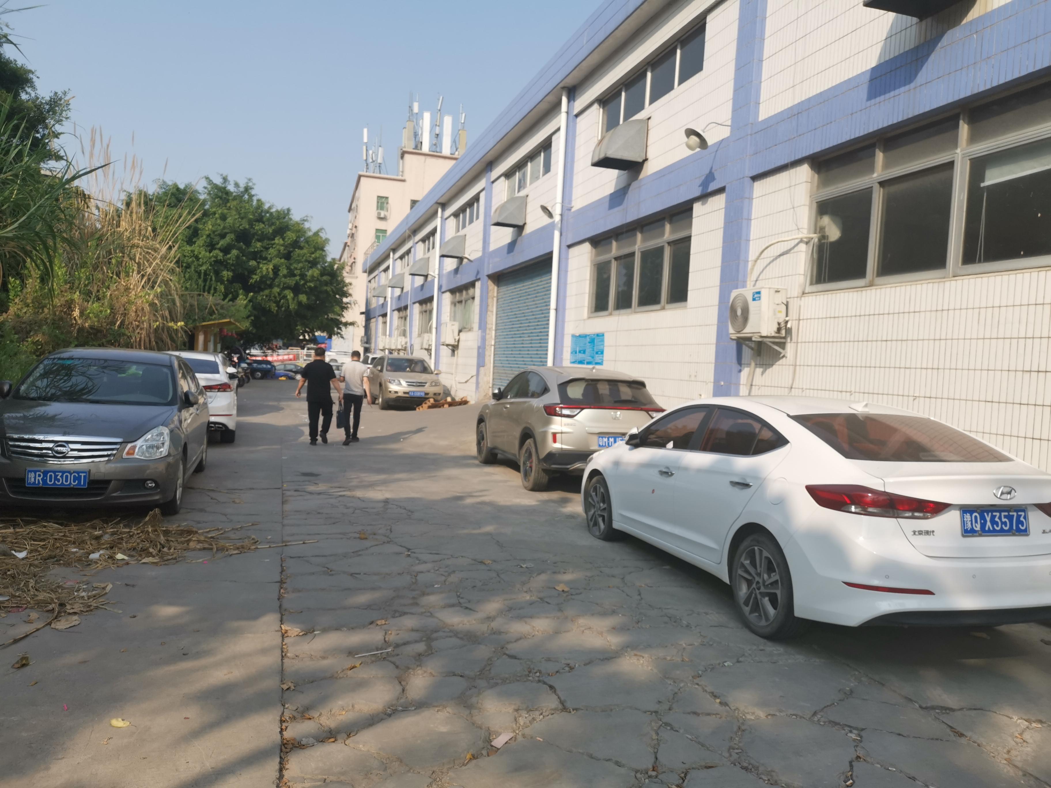 西乡黄田1500平实际面积出租适合电商仓库物流厂房出租