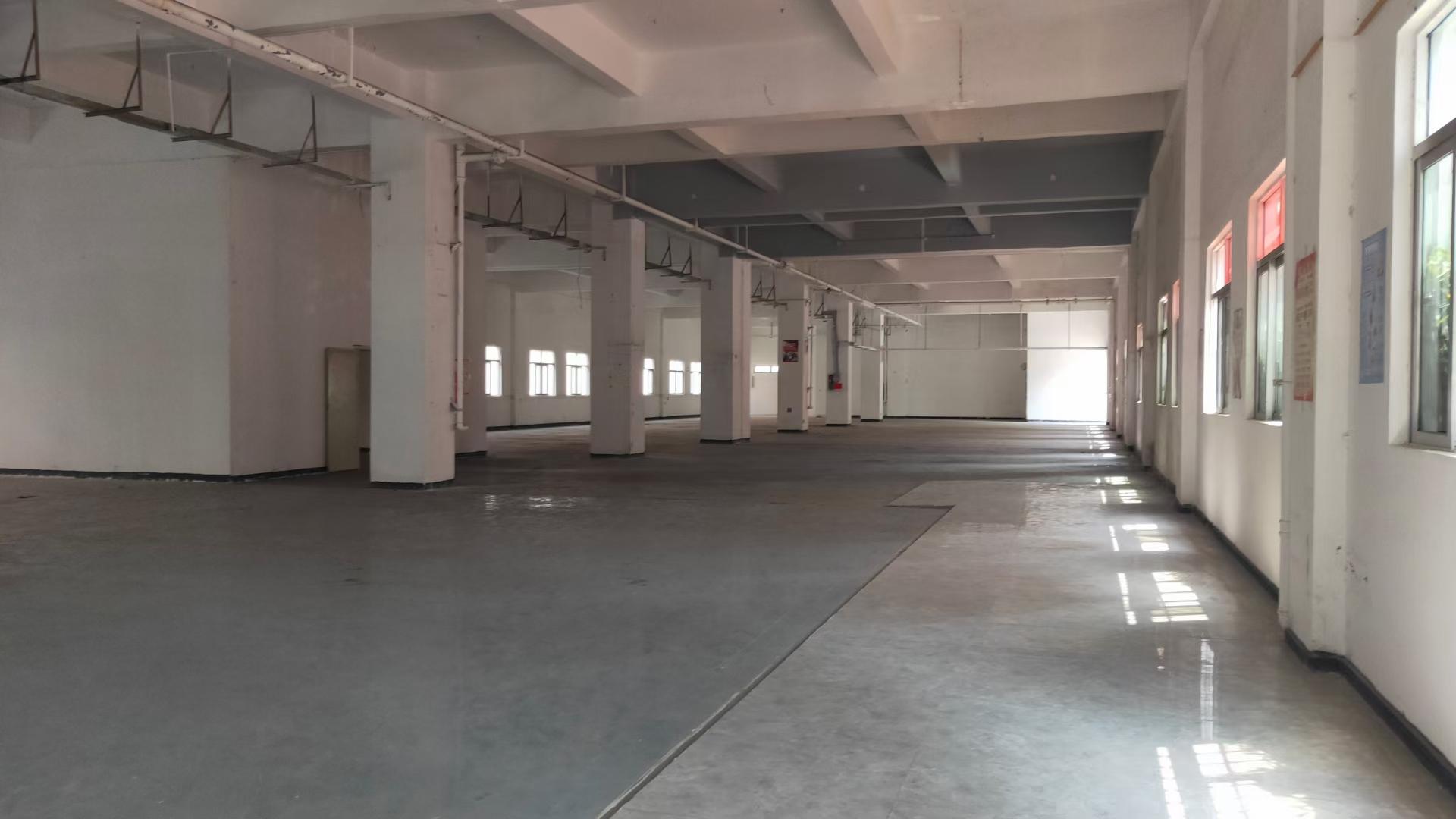西乡宝田1500平一楼适合电商仓库物流厂房出租