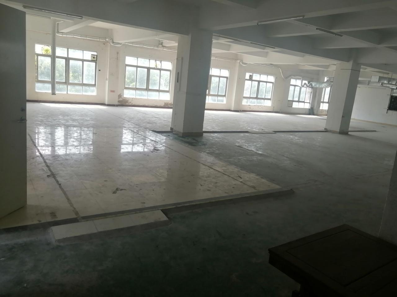 西乡固戍一楼1200平适合电商仓库物流汽修厂房出租