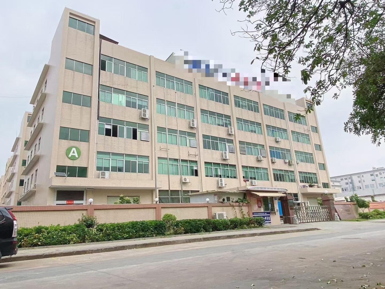 新出独院厂房1-5层约9600平方,钢构单一层仓库800