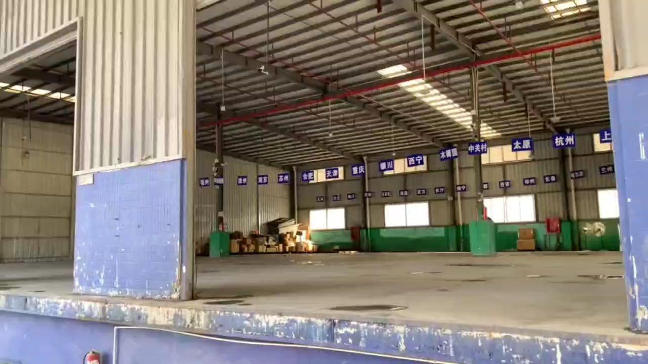 观澜高速路口附近独门独院厂房带卸货平台物流仓库
