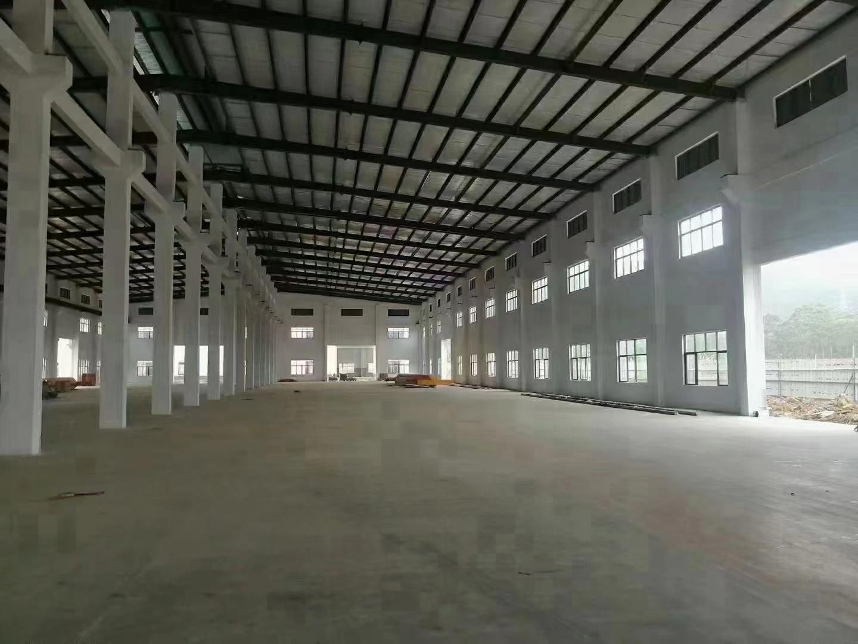 太和竹料独院单一层钢结构厂房仓库出租;滴水8米可办环评