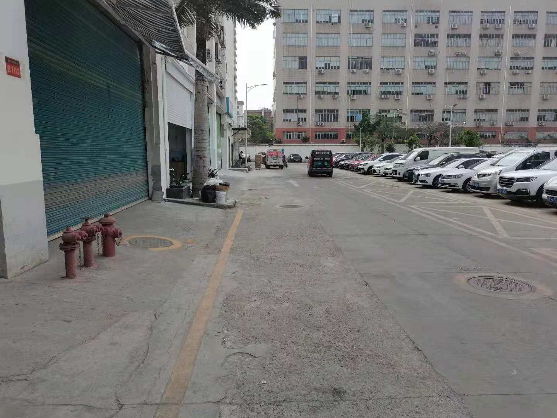 龙华清湖创意园一楼层高6米200平物流仓库厂房出租