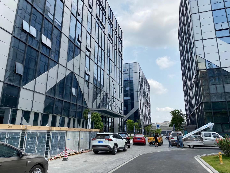 全新厂房独栋单层2727平共13650平厂房仓库出租