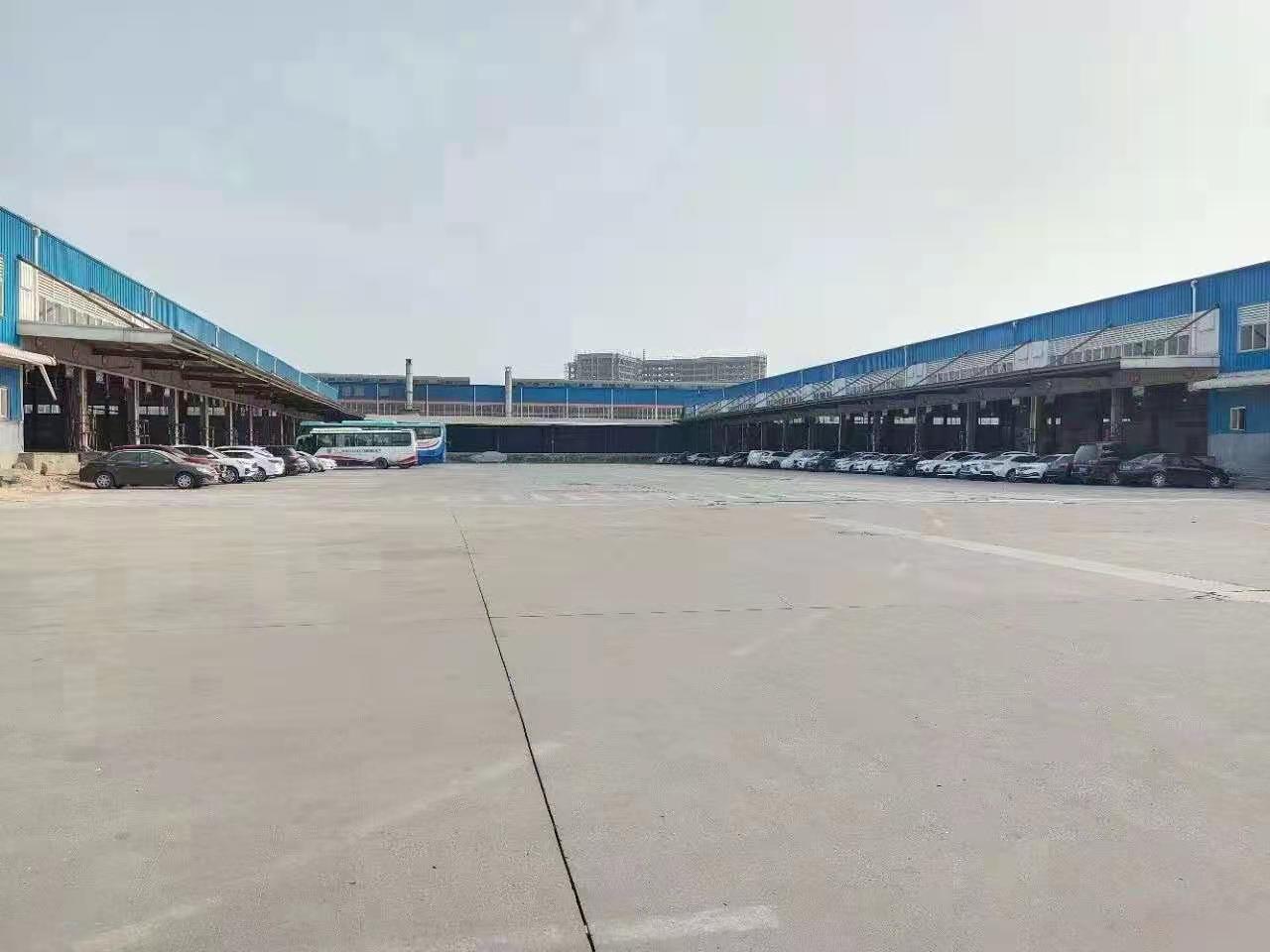 沙井松福大道和福永交汇处物流园仓库42000平方厂房出租