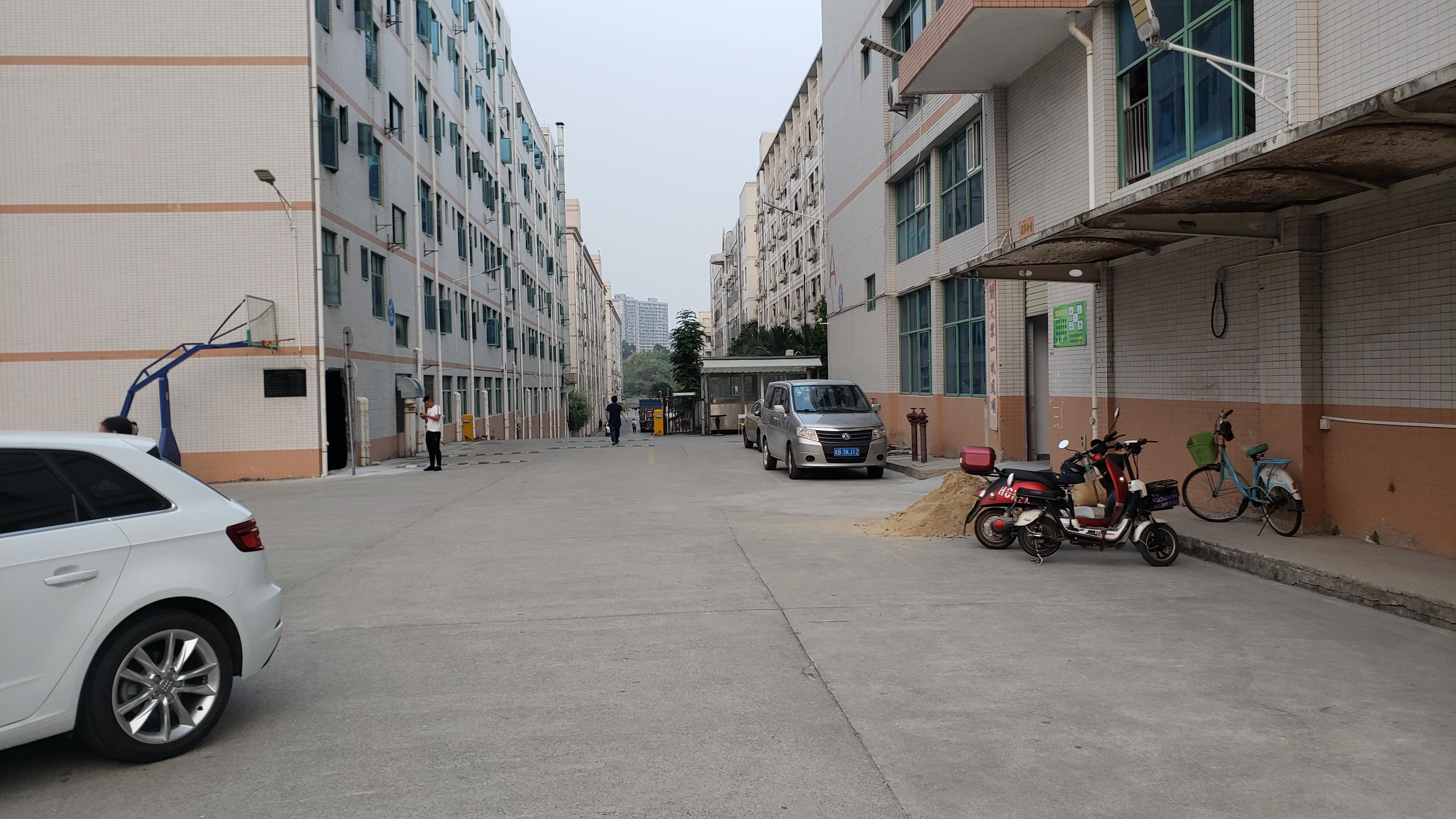 平湖华南城一楼1200平厂房仓库出租靠近地铁口易招工空地大