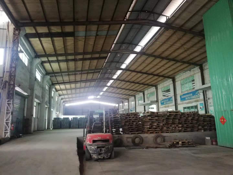 博罗龙溪单一层钢构厂房分租 600平+仓库500平