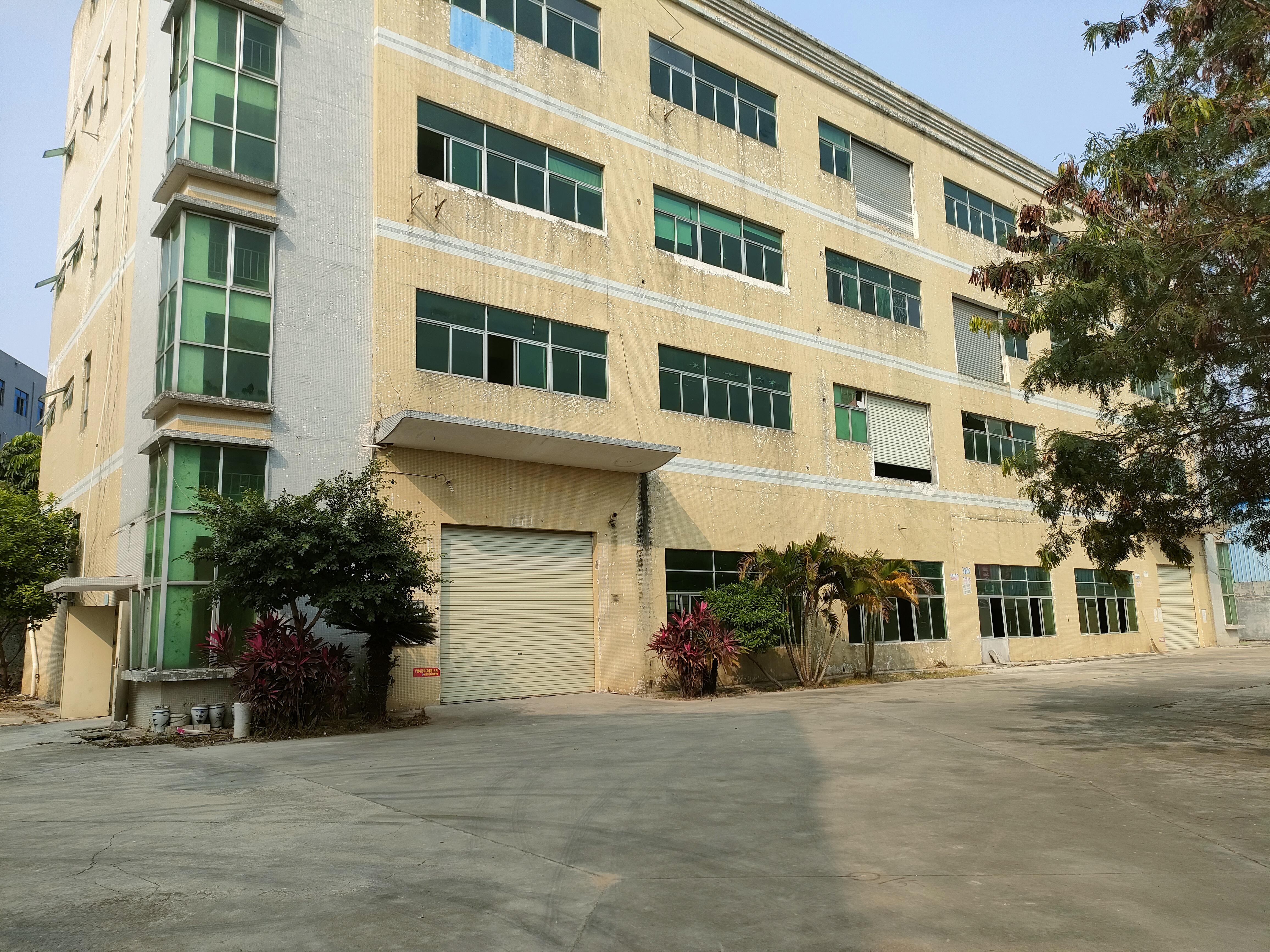 福永新和厂房原房东一楼5000平米五金设备物流仓库厂房出租