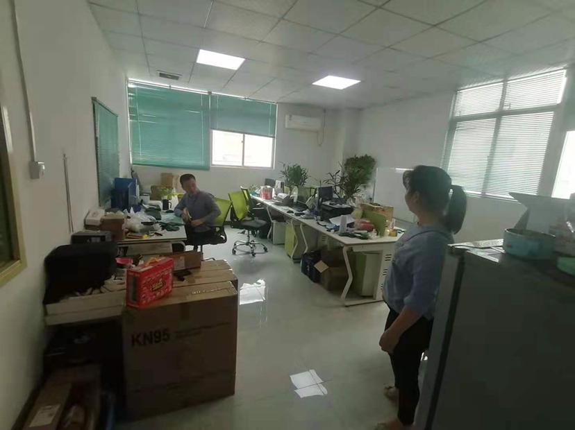 西乡九围单层1600平厂房出租精装修带办公室仓库