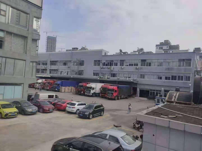 坂田天安云谷附近新出一楼厂房500平方可进货柜车适合物流仓库
