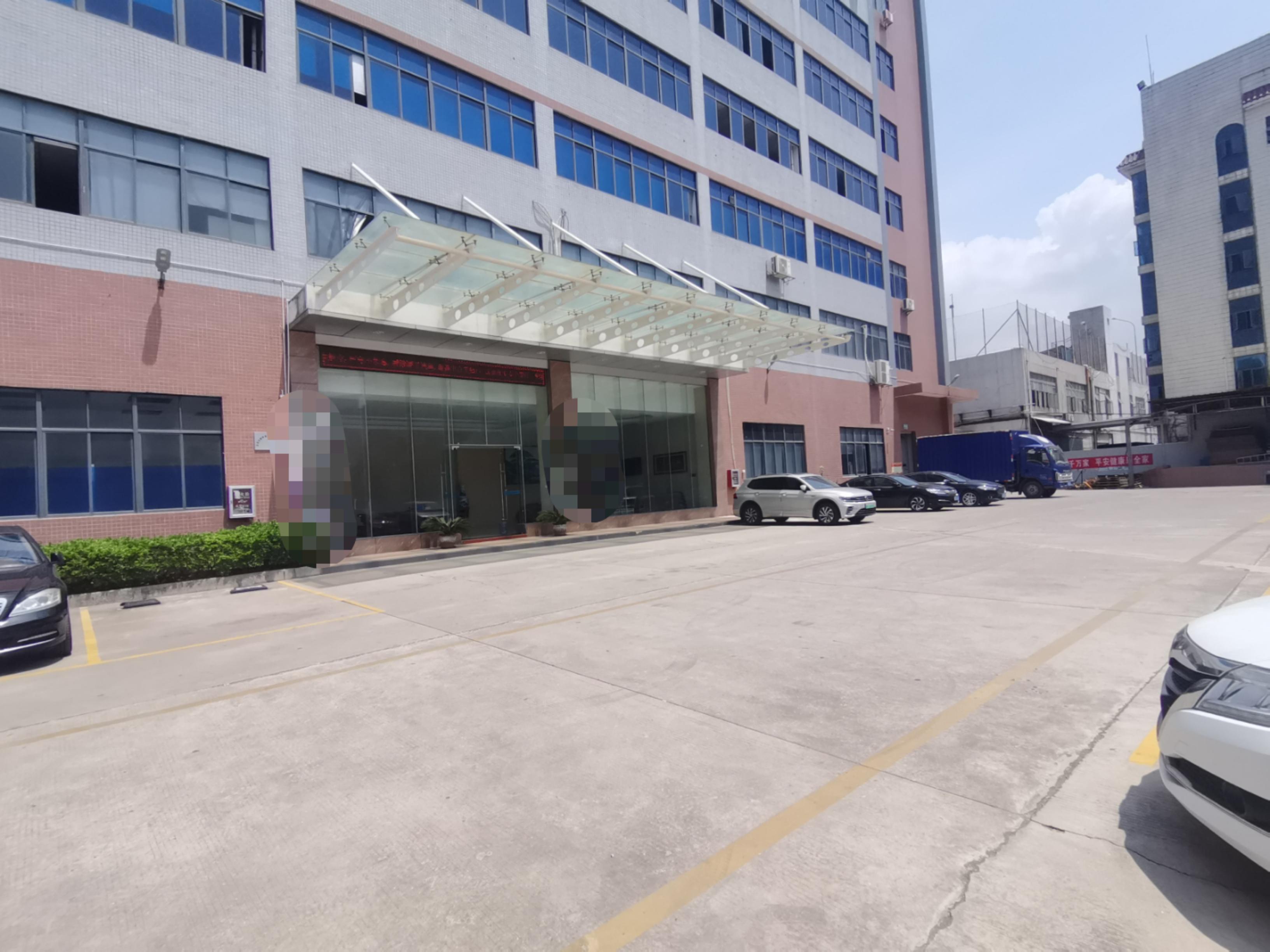 福永新和楼上1200平带装修厂房仓库出租