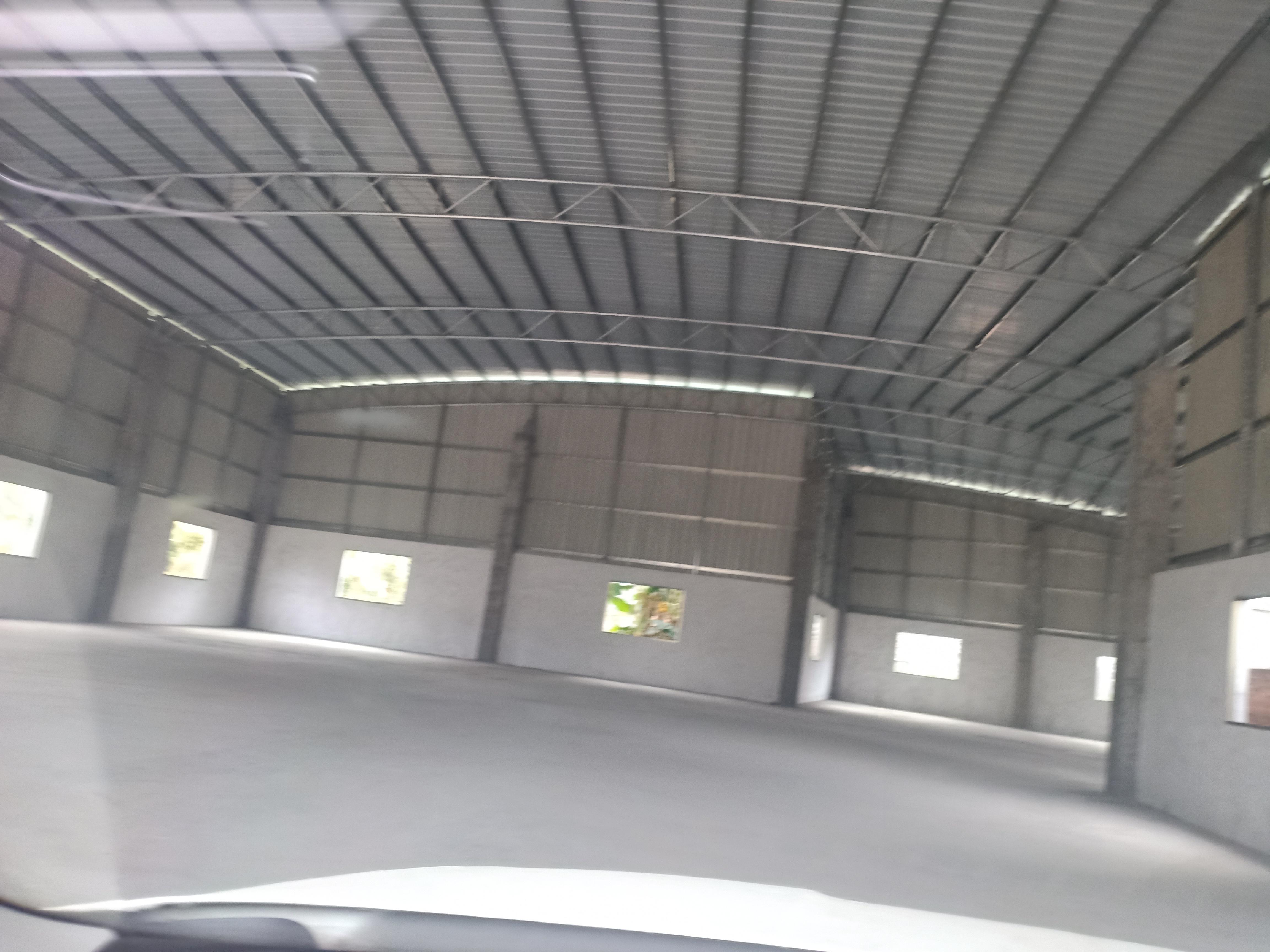 园洲镇适合做仓库行业的单一层厂房830平方租