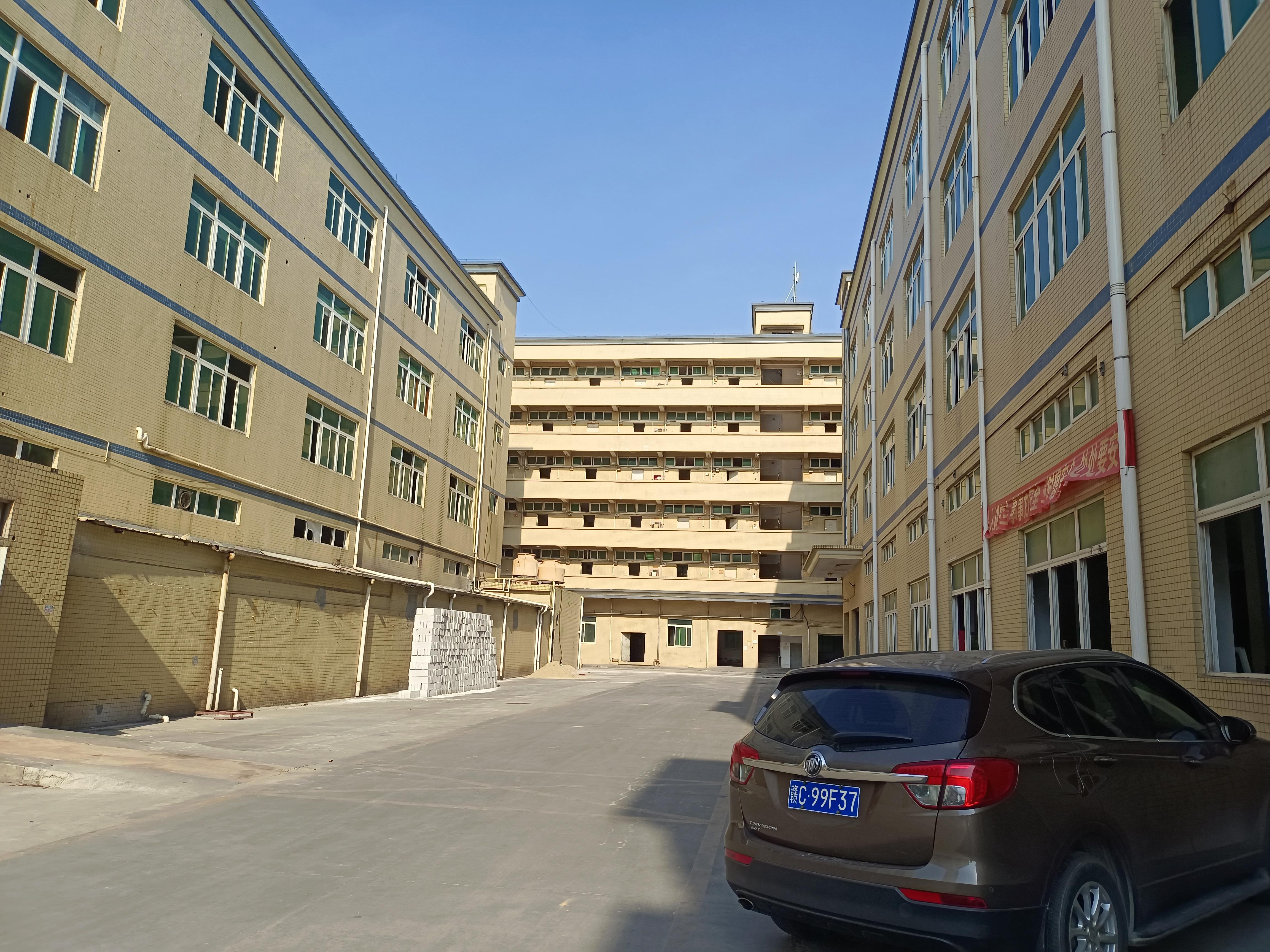 福永独门独院超大空地,厂房仓库出租。