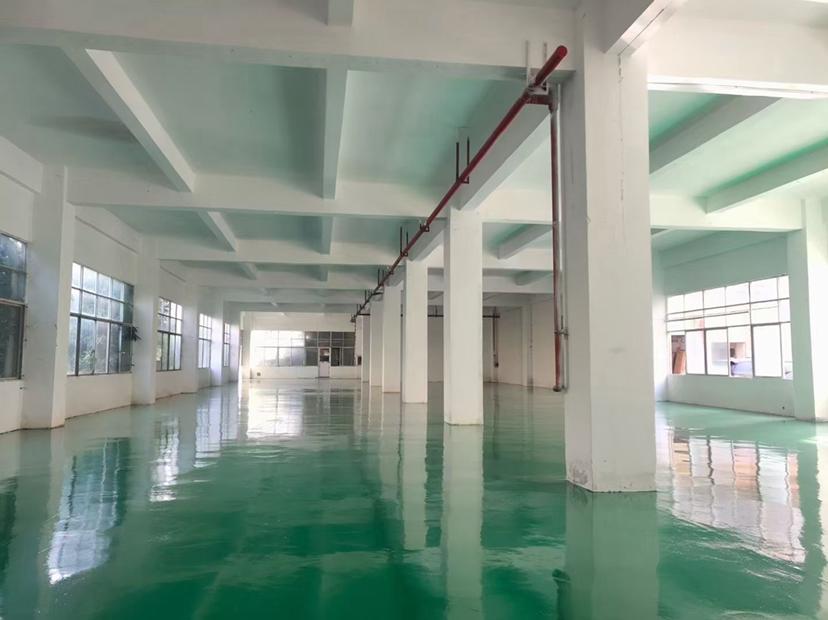 溪之谷高速旁成熟工业园区一楼1200平大型重工业厂房仓库