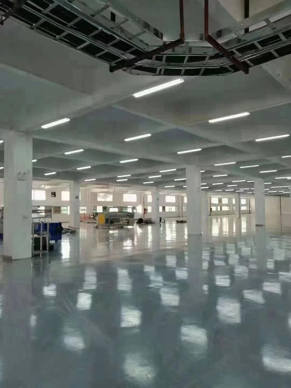 平湖华南城地铁口附近新出1万平厂房仓库100平起出租原房东