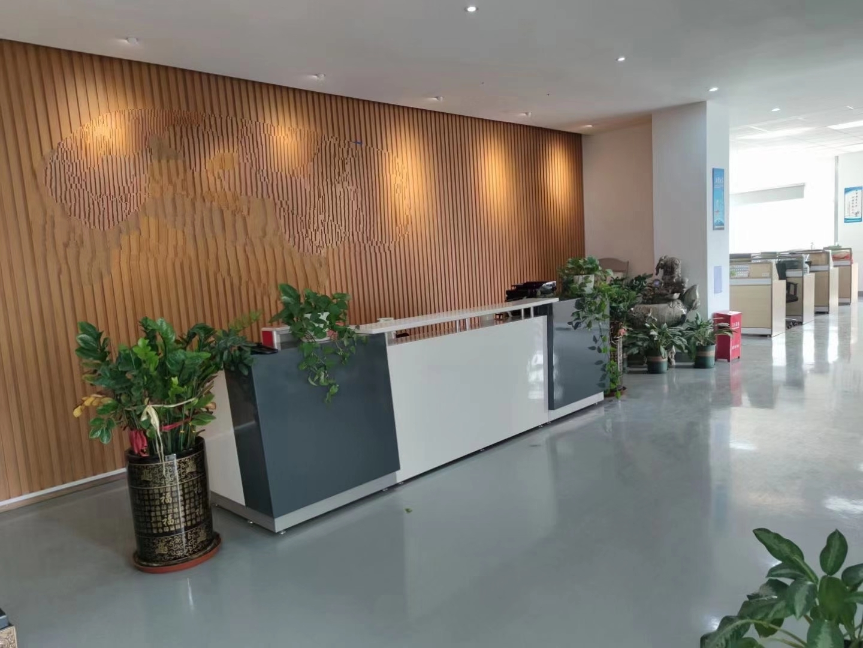 福永107国道边楼上精装修950平厂房出租可分租360平仓库